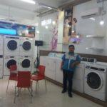 mesin cuci laundry